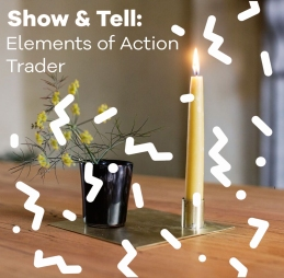 elements-of-action-brass-candle-stick-holder-fennel